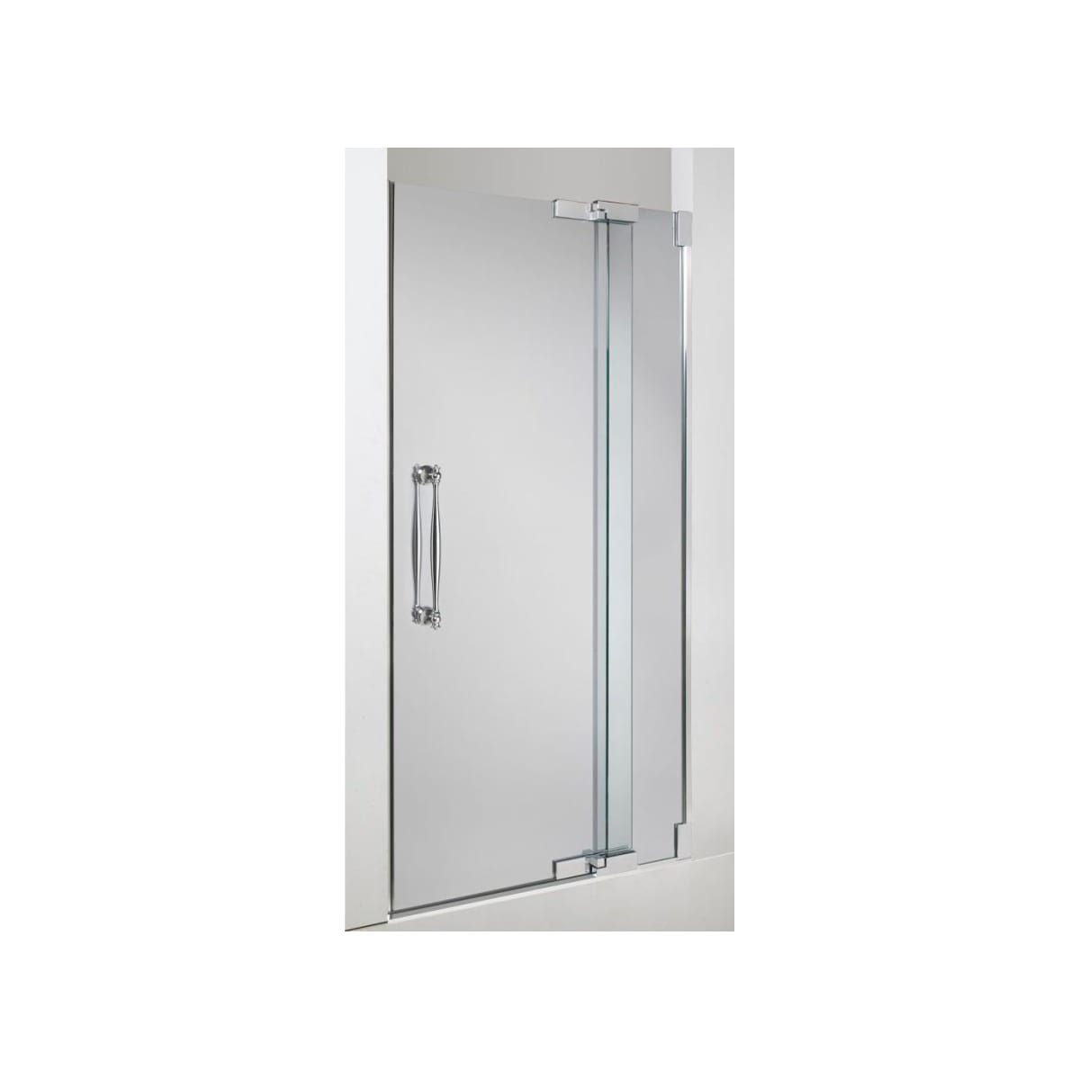 Kohler K 705763 Nx Brushed Nickel Extrusions And Hardware For Doors