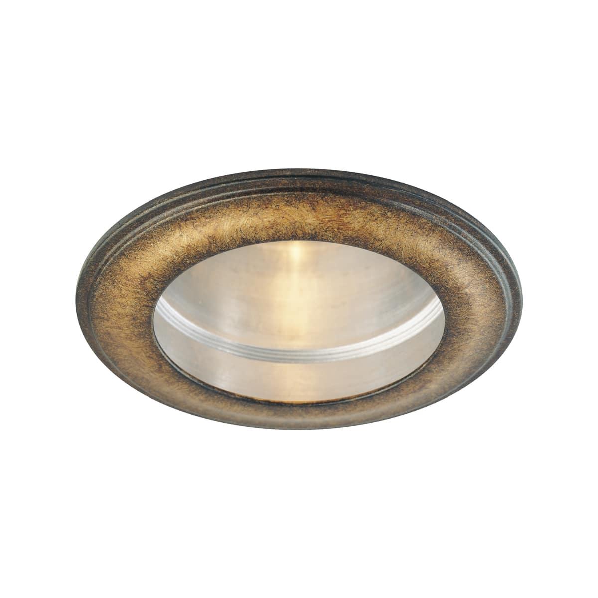 Minka Lavery 2716 288 Deep Flax Bronze 4 Decorative Recessed Trim Lightingshowplace Com
