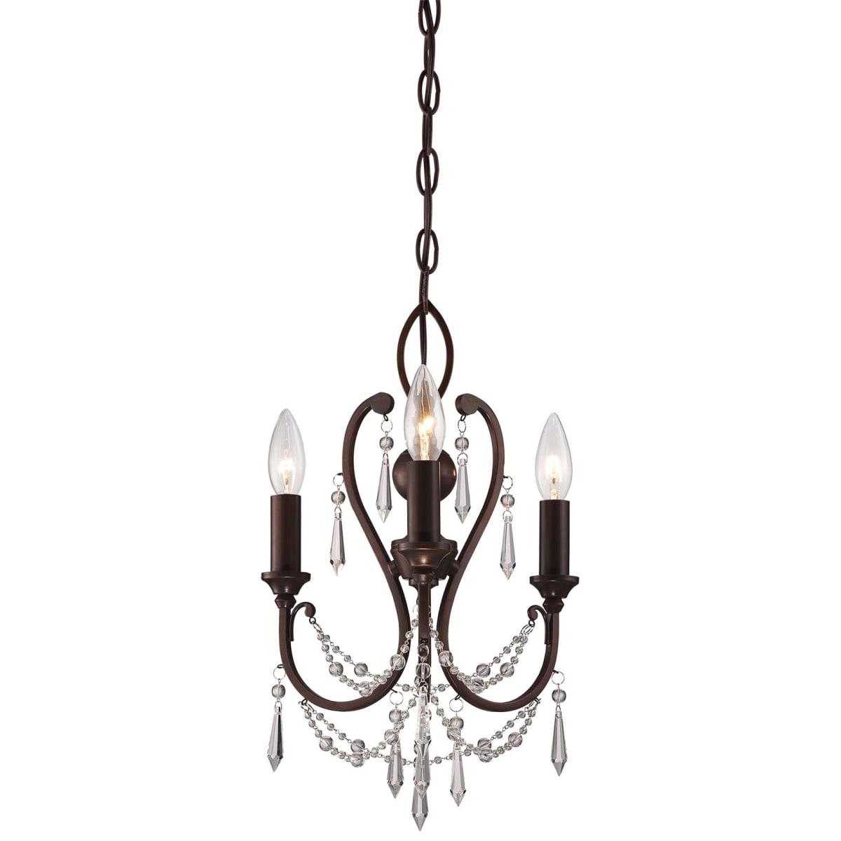 Minka Lavery 3138 284 Mini Chandeliers Indoor Lighting