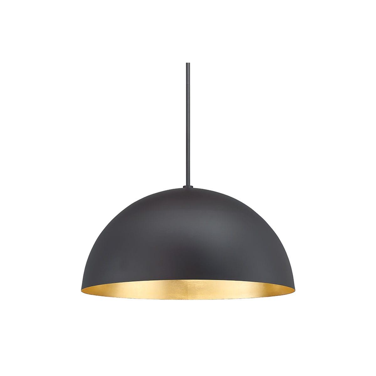 Modern Forms Pd 55726 Gl Gold Leaf Yolo Light 26 Wide Integrated Led Chandelier Lightingshowplace