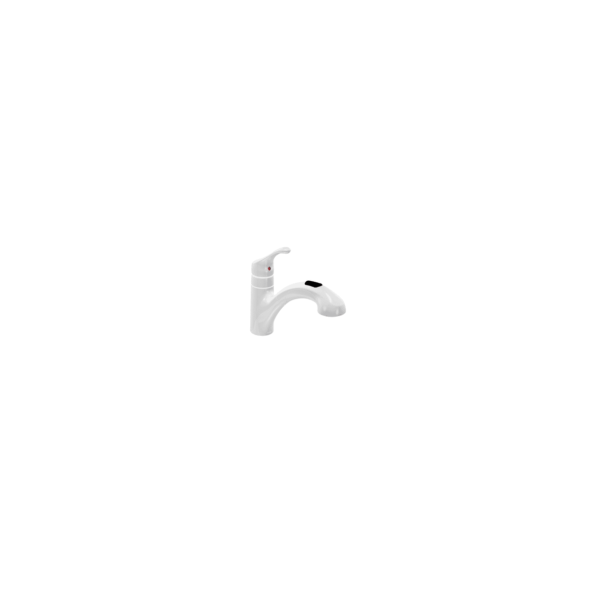 Moen 87316SL Stainless Single Handle Kitchen Faucet with ...