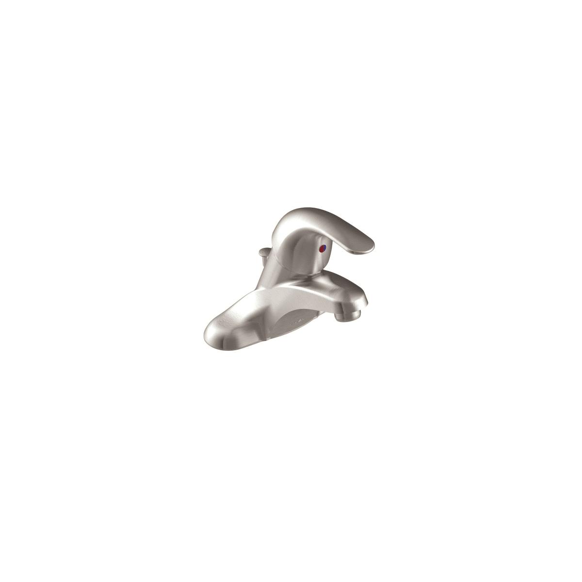 Moen Wsl84502srn Spot Resist Brushed Nickel Adler 1 2 Gpm