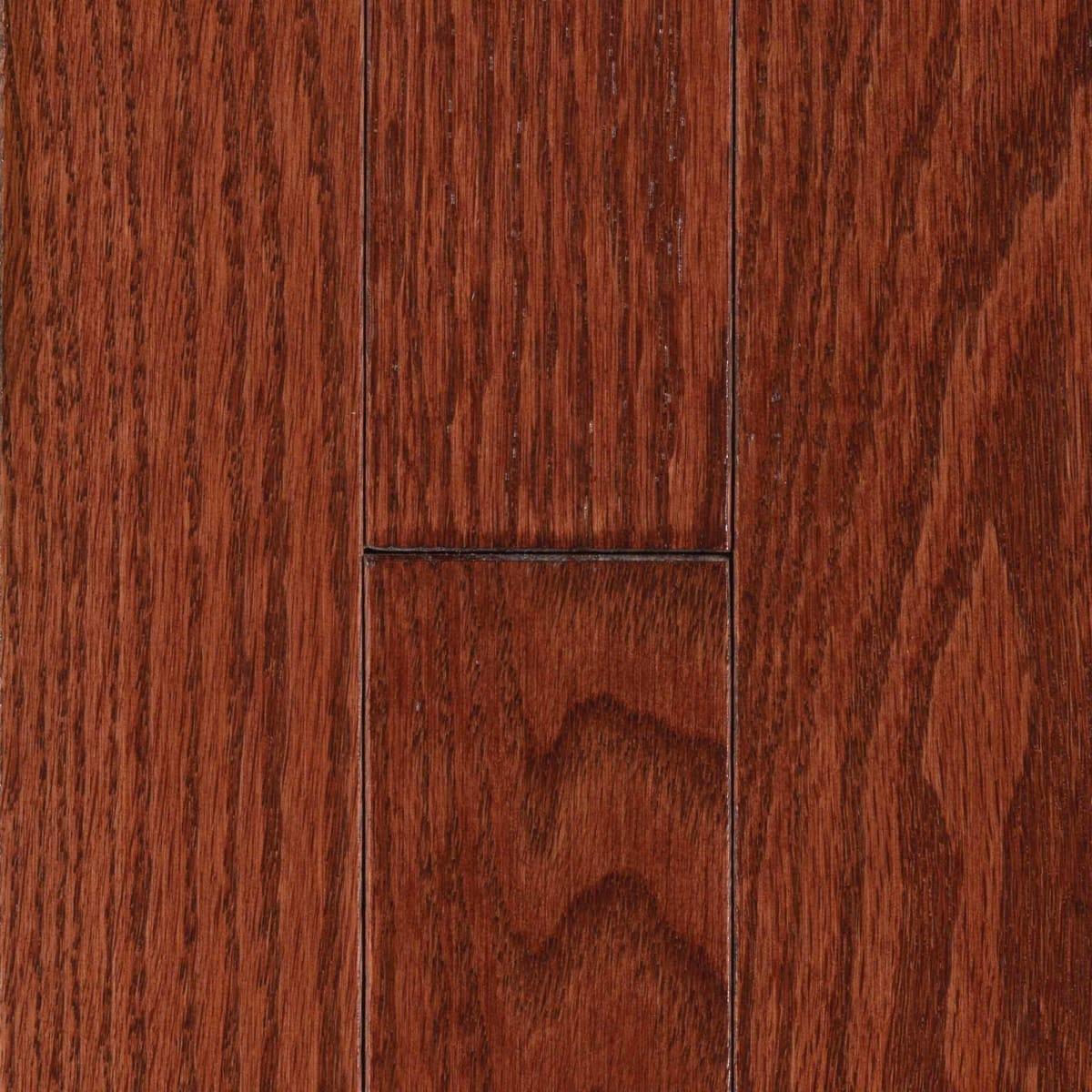 Mohawk Industries Bcs28 22 Oak Butterscotch Barletta 3 1 4 Wide Semi Gloss Solid Oak Hardwood Flooring Sold By Carton 17 6 Sf Carton