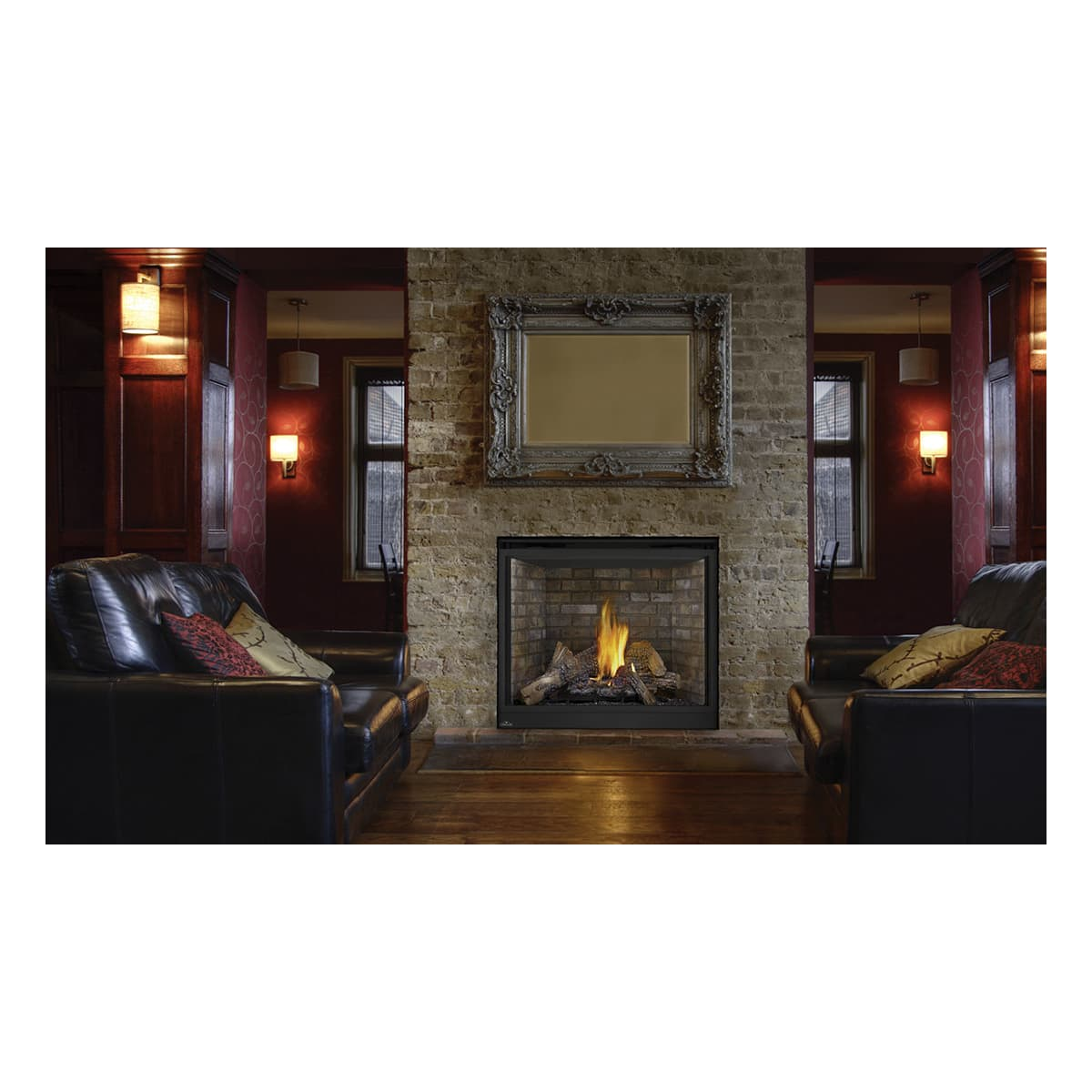 Napoleon Built In Fireplace Hdx40nt 2