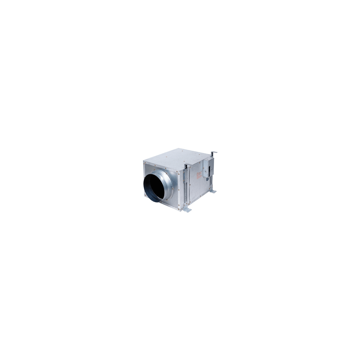 Whisperline 2 1 Sones Ceiling Mounted Energy Star Rated Exhaust Fan With Adjule Airflow For Ducting Multiple Rooms