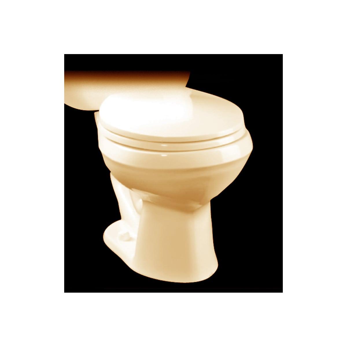 Outstanding Proflo Pf1203Wh White Elongated Toilet Bowl Only With 12 Inzonedesignstudio Interior Chair Design Inzonedesignstudiocom