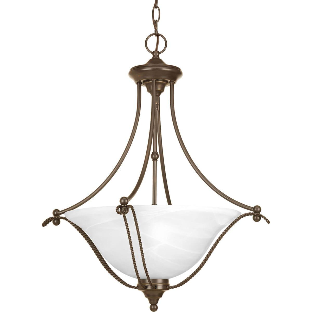 Antique Bronze Avalon 3 Light