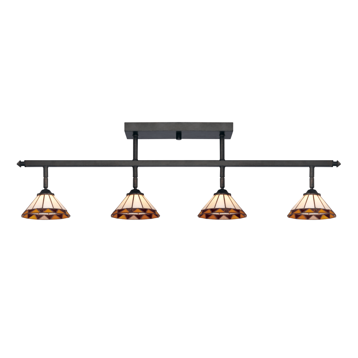 Quoizel Undefined Imperial Bronze Bryant 4 Light 41 1 2