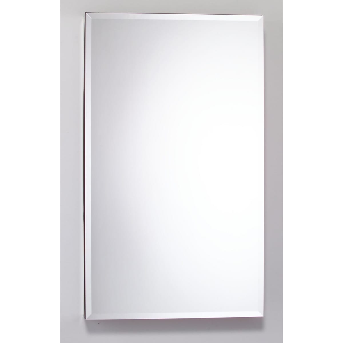 Robern Mc1630d426le2 Matte White 30 X 15 1 4 Lighted Frameless