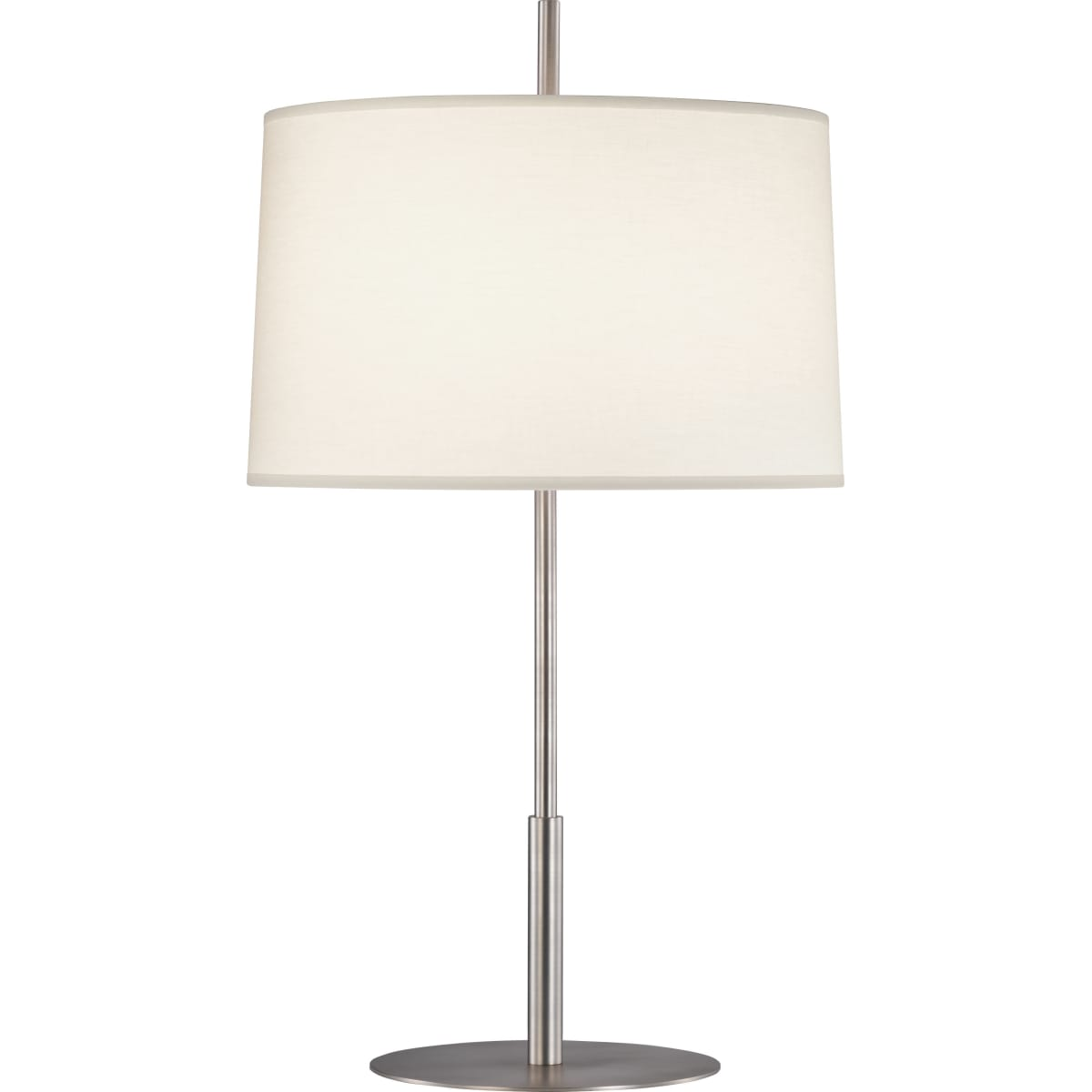 Robert Abbey S2180 Stainless Echo 30 Buffet Table Lamp Lightingshowplace Com