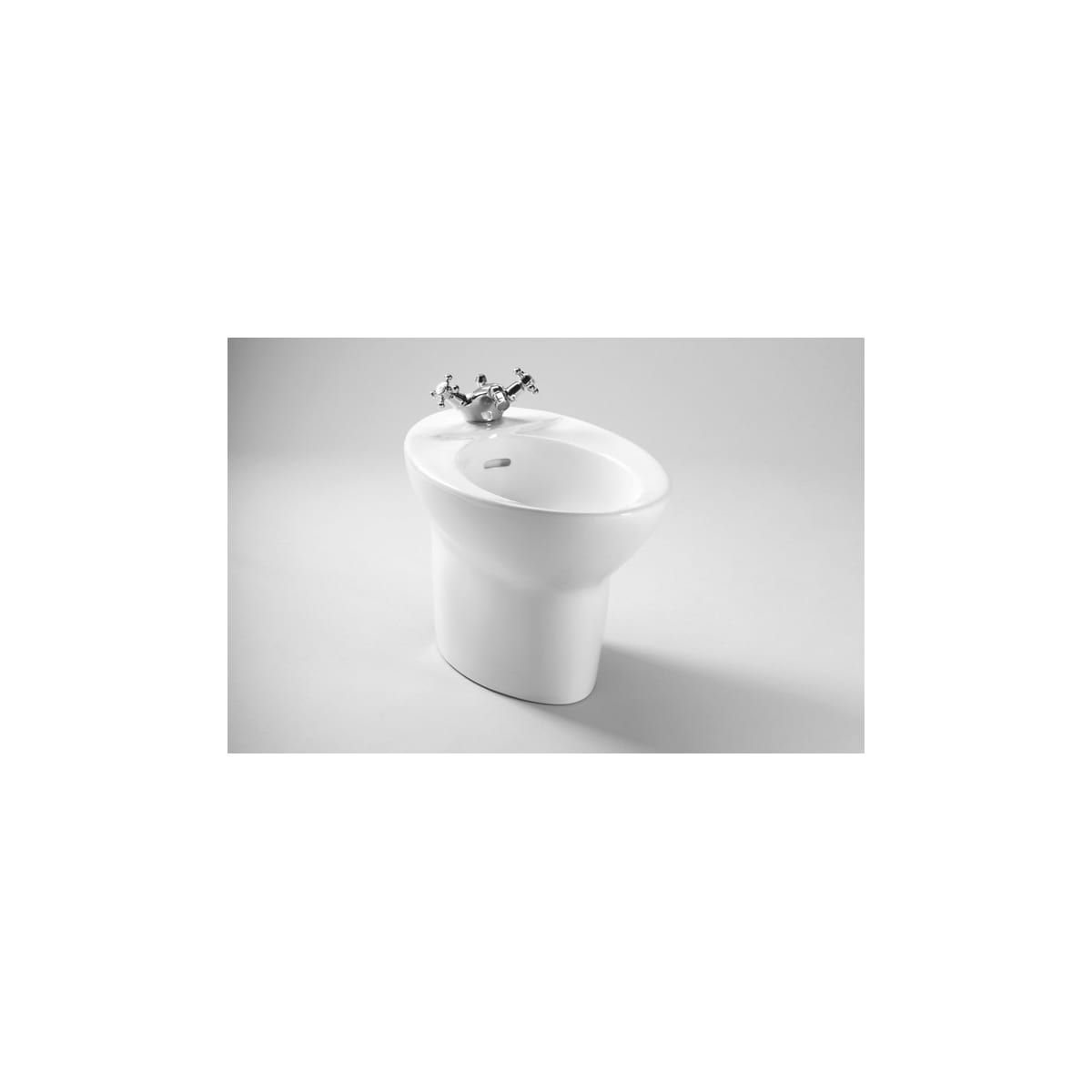 Toto BT904A#03 Bone Pacifica Floor Mounted Porcelain Bidet - Single ...
