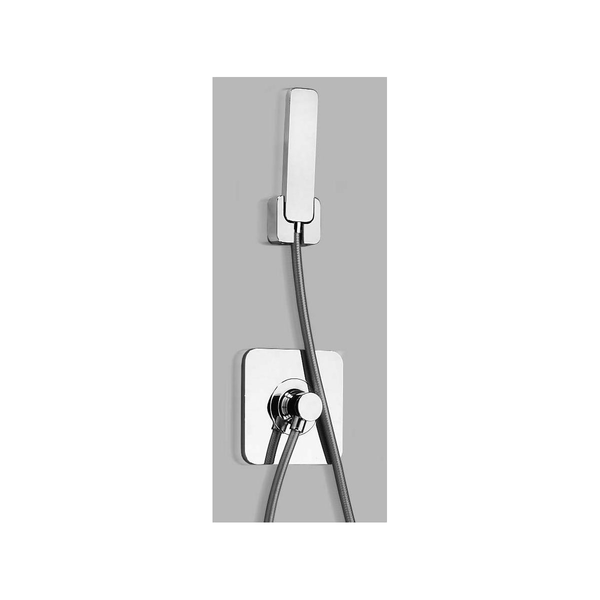 Toto Ts170f Cp Chrome Kiwami Renesse Single Function Hand Shower Faucet Com