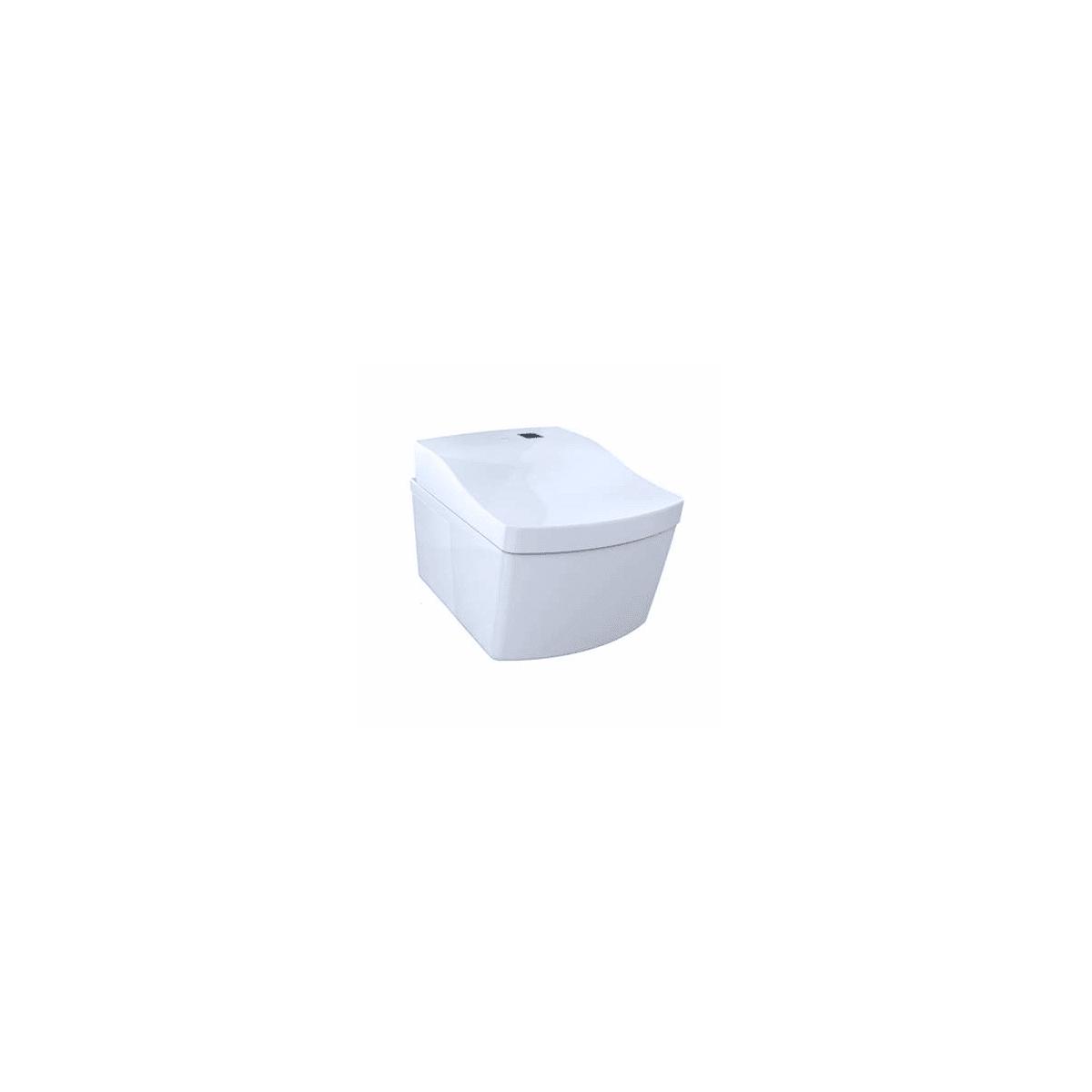Toto CWT994CEMFG#01 Cotton Neorest Dual Flush D-Shaped Elongated ...