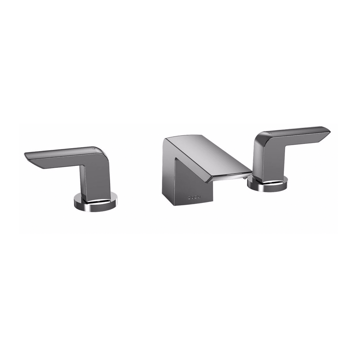 Toto TL960DD12#CP Polished Chrome Soiree Widespread Bathroom Faucet ...