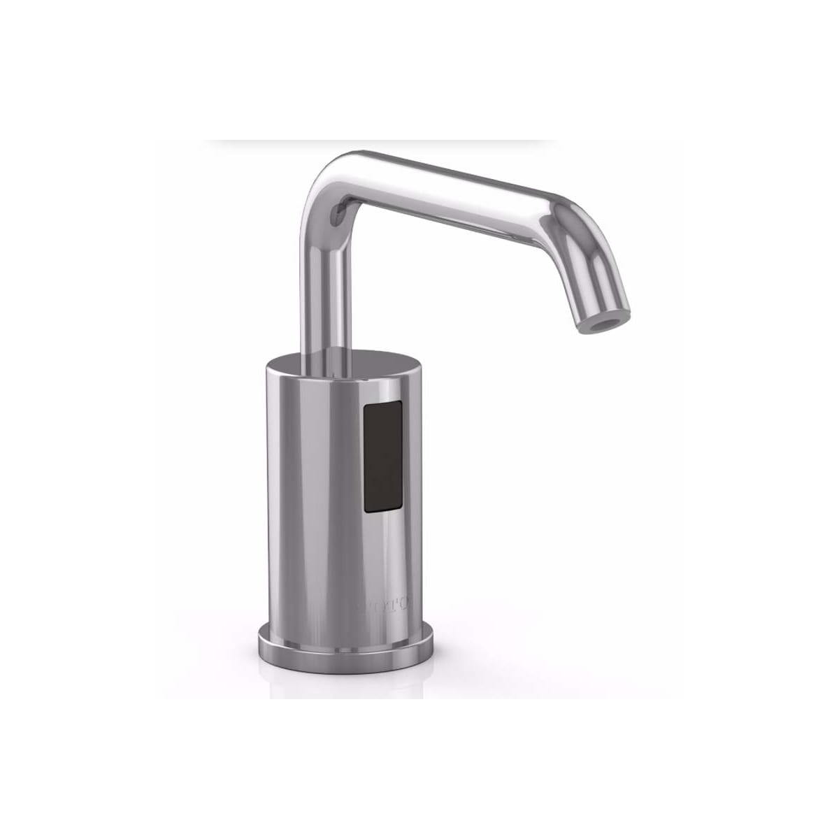 Toto TES100AA#CP Polished Chrome Deck Mounted Sensor Operated Soap ...