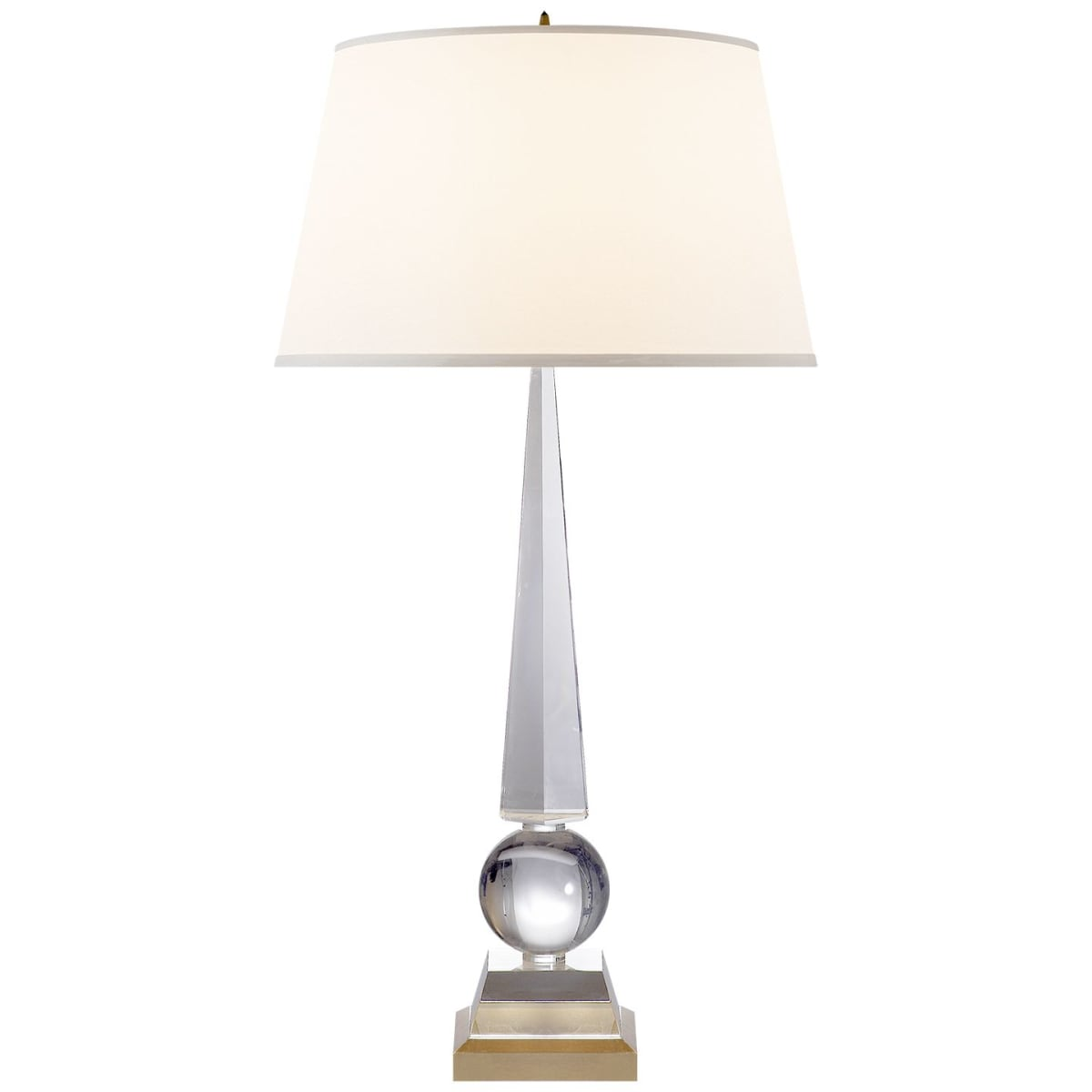 Visual Comfort Sk 3902cg S Crystal Leigh 37 Table Lamp By Suzanne Kasler Lightingshowplace Com