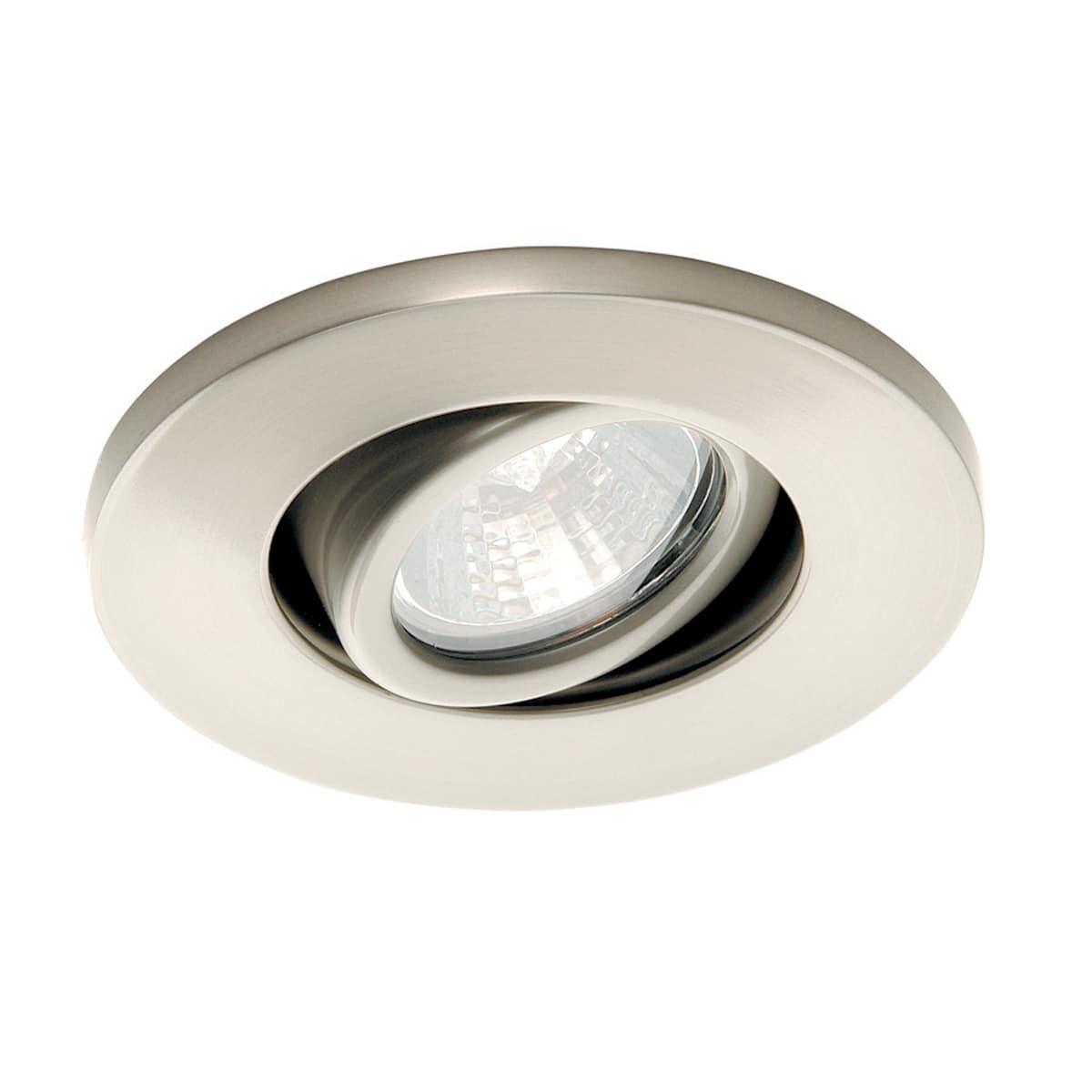 Wac Lighting Hr 1137 Bn Brushed Nickel 2 75 Wide 1 Light