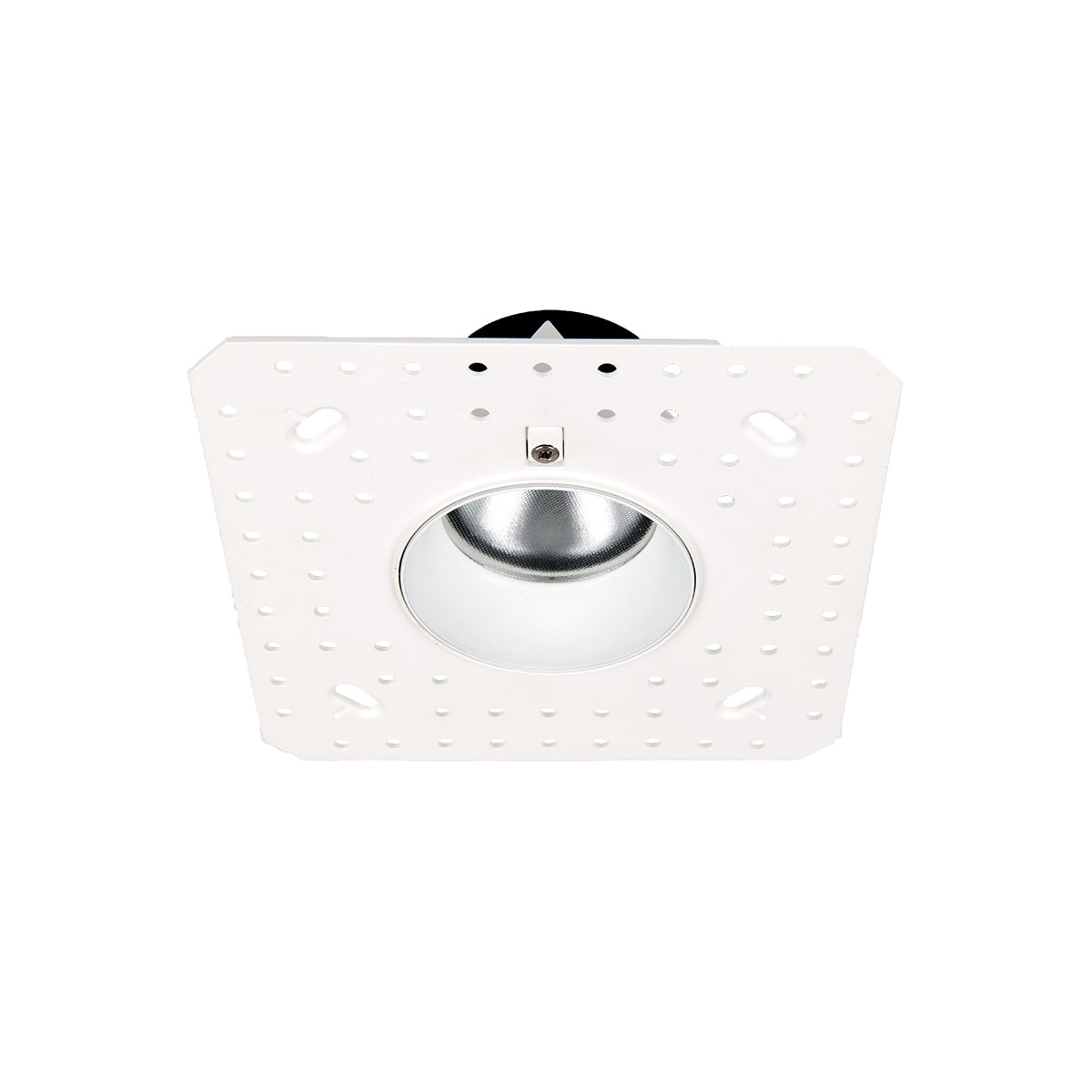 Wac Lighting R2ardl F830 Wt White 3000k 85cri Aether 2 Round Invisible Trim With Led Light Engine And 40 Flood Beam Spread Lightingdirect Com