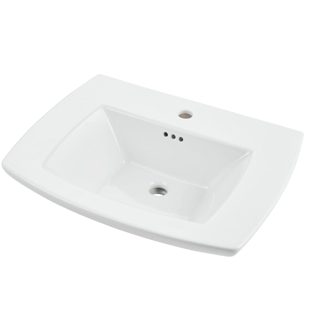 American Standard 0445001.020 White Edgemere 25\