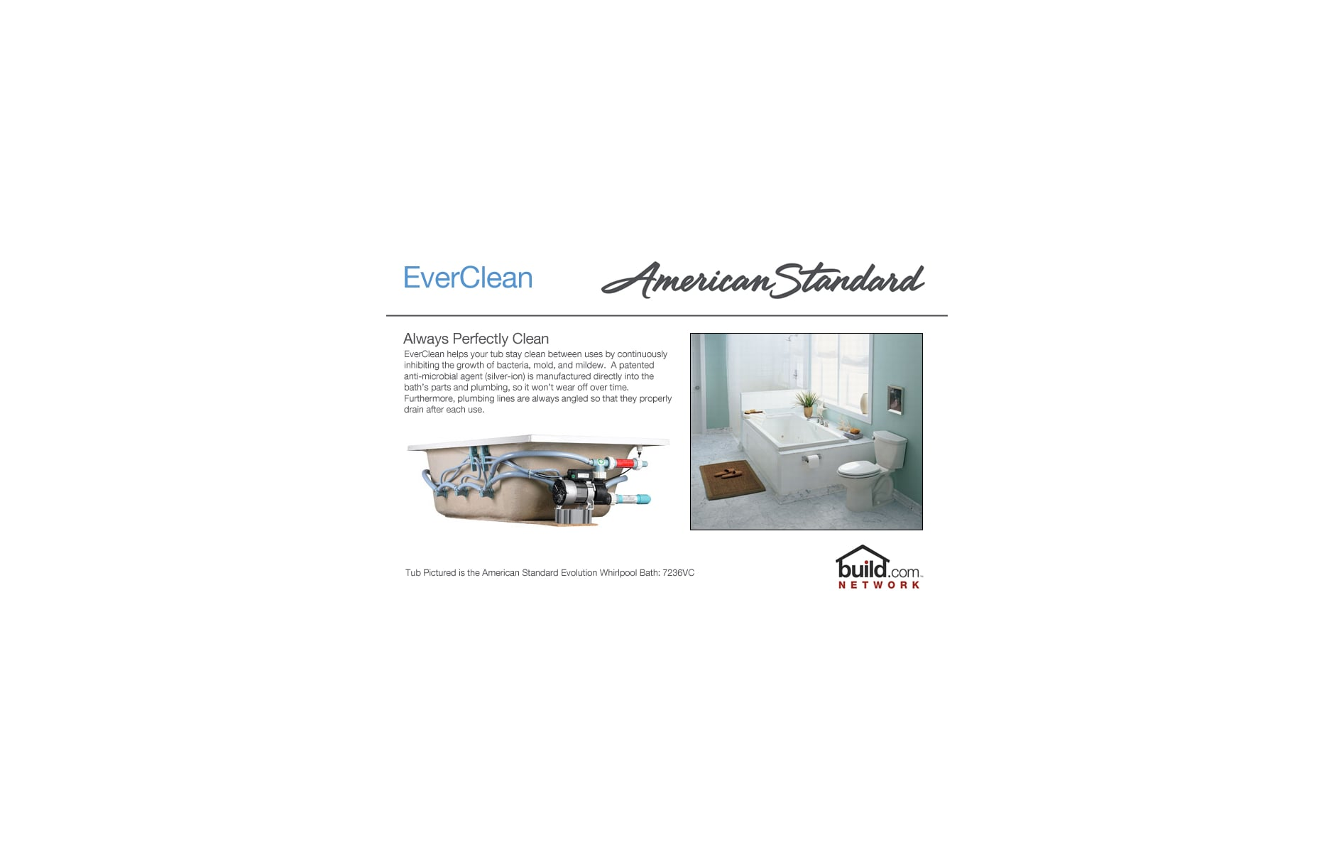 How To Clean American Standard Jetted Tub