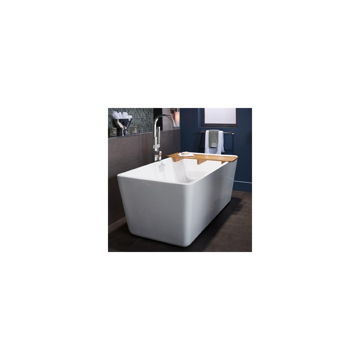 American Standard 2766.034.020 White Sedona Loft 62-3/4\