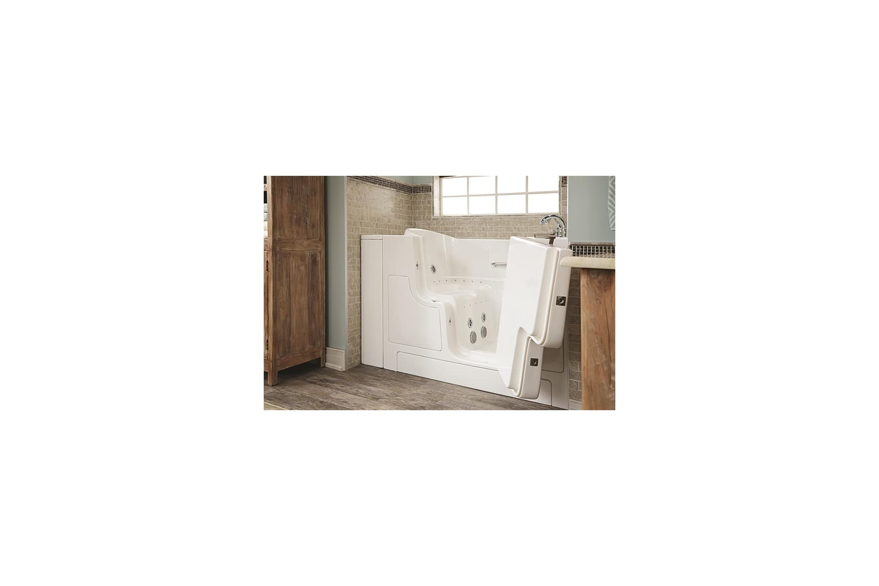 American Standard 3052OD.708.CLW-PC White Value 52\