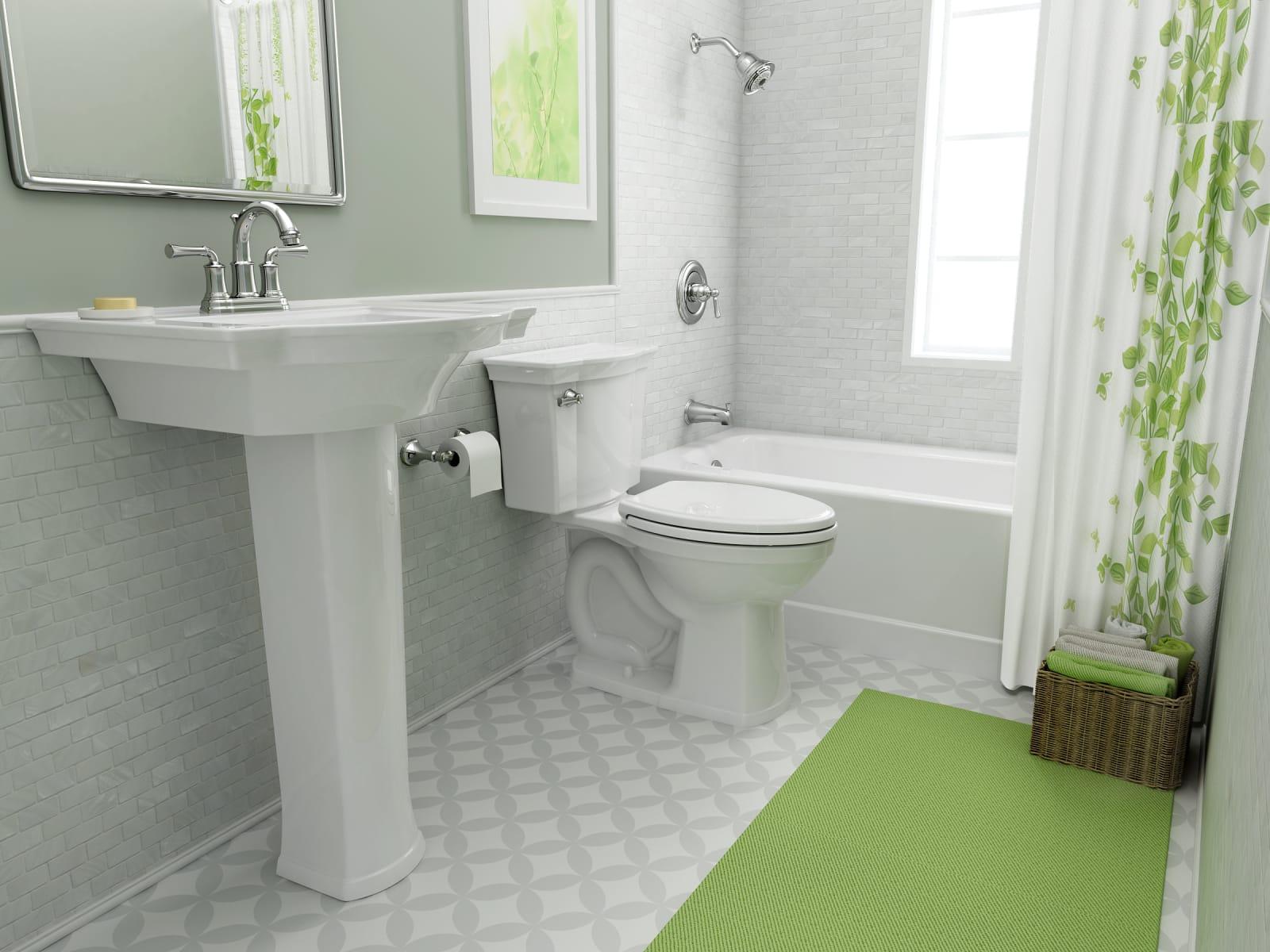 American Standard 0900.800.020 White Estate 24\