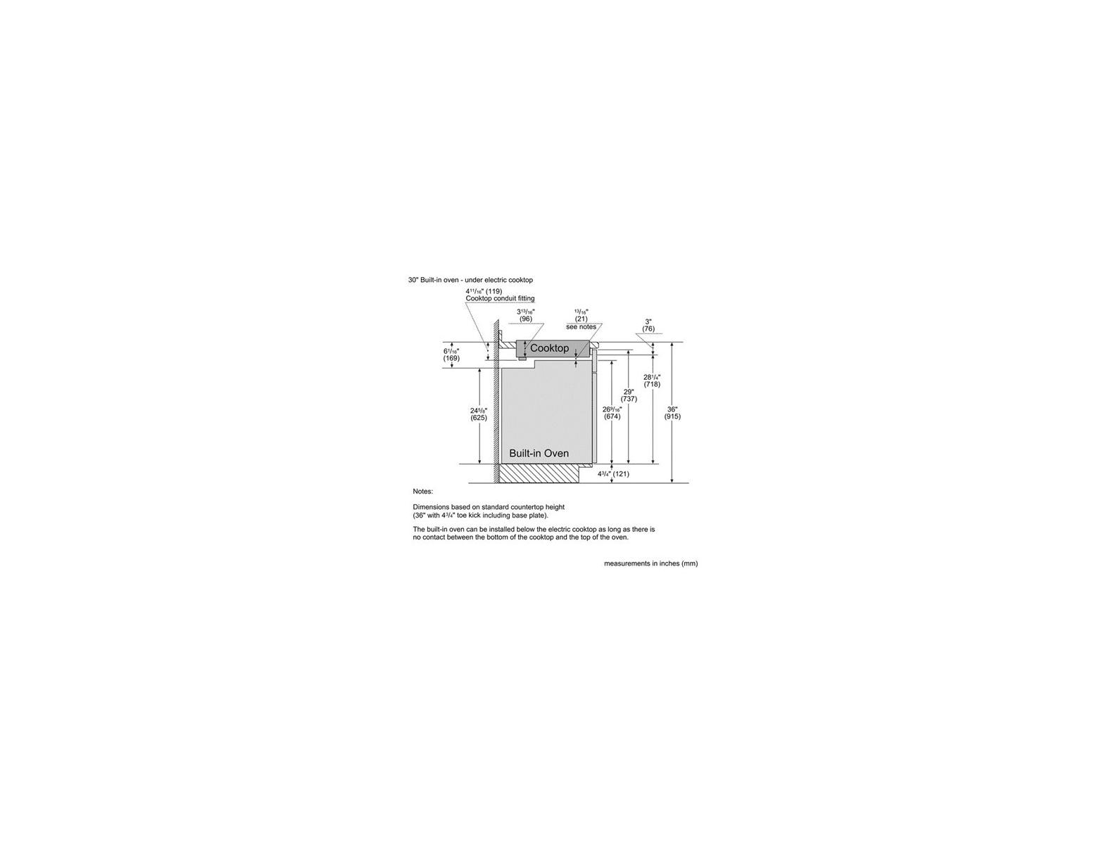 Bosch Nem5066uc 500 Series 30 Inch Electric Cooktop With Dual Element Black