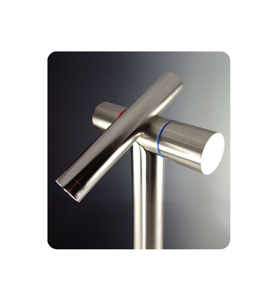 Fresca FFT1092BN Brushed Nickel Trebia Vessel Bathroom Faucet ...