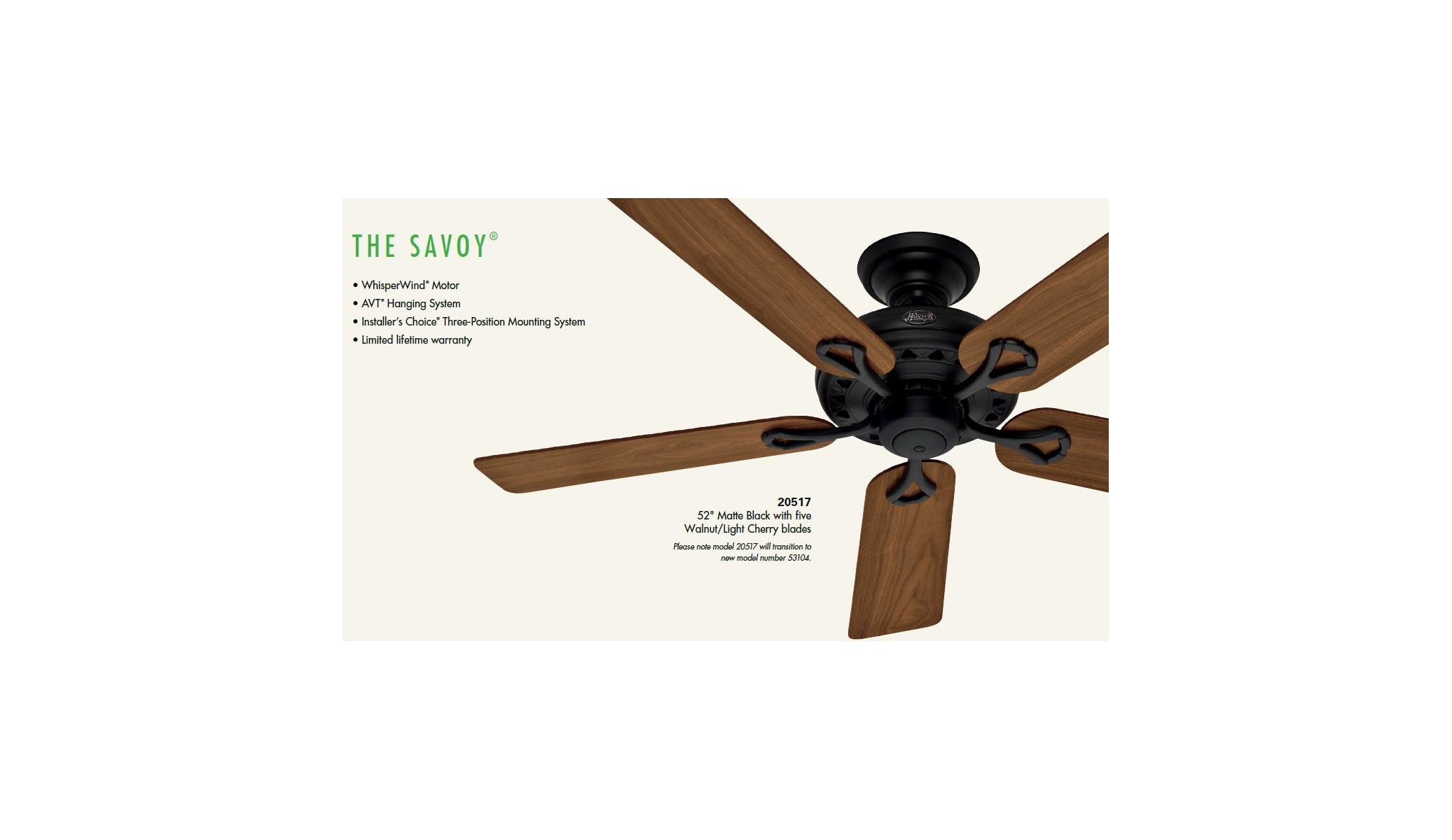 Hunter Ceiling Fan And Light Wall Control 27186