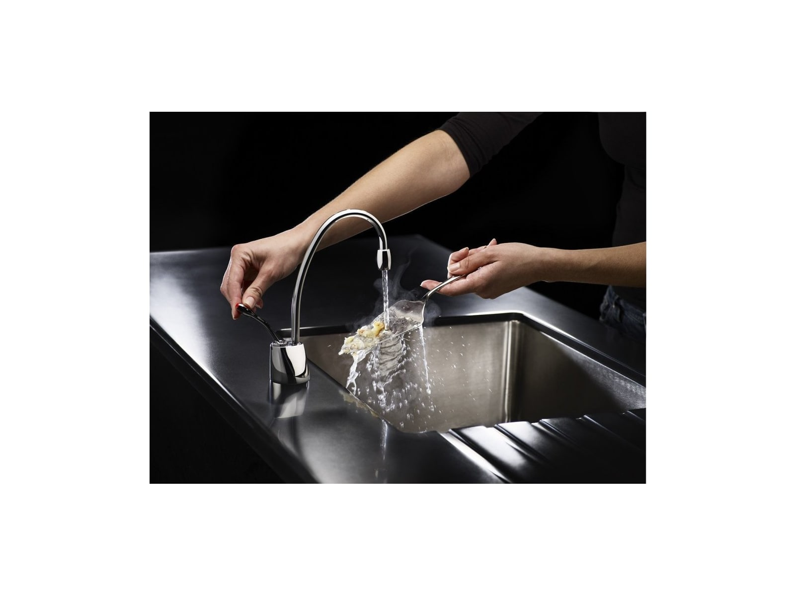 InSinkErator HWT-F1000S N/A Undercounter Hot Water Tank and ...