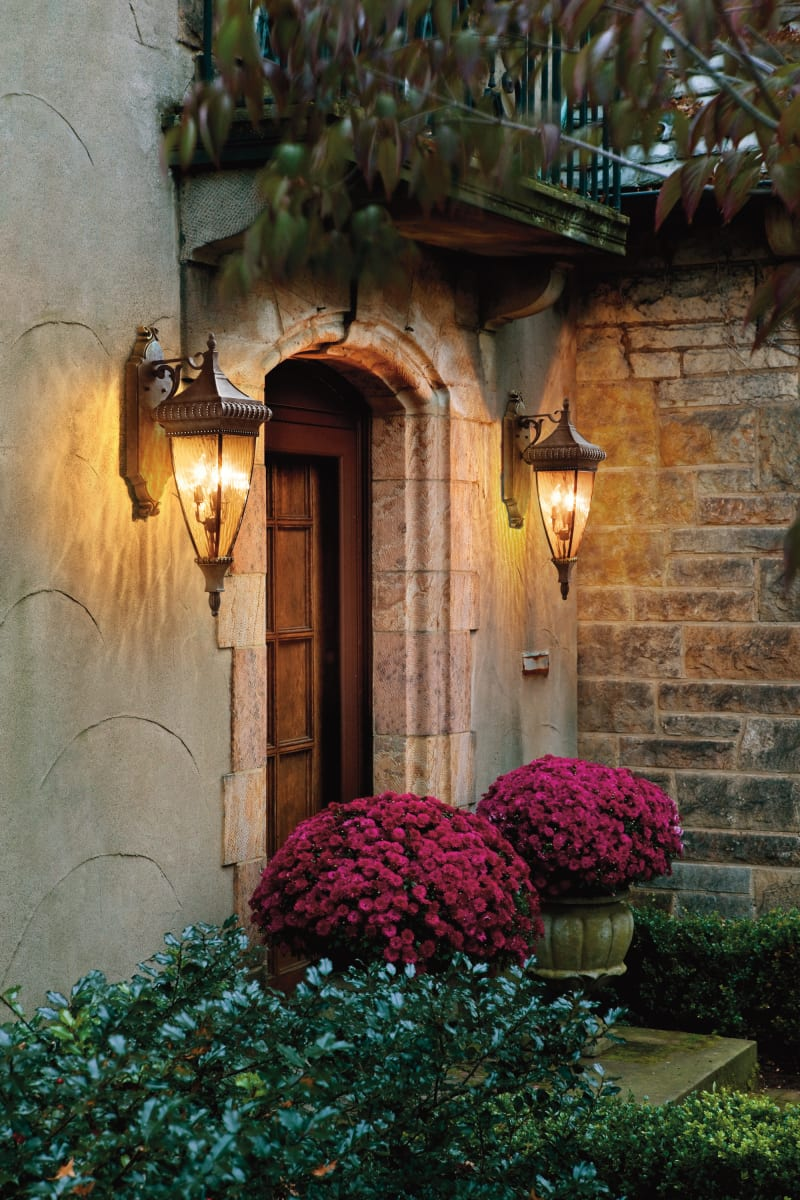 Kichler Wall Sconces Outdoor Lighting - 49131