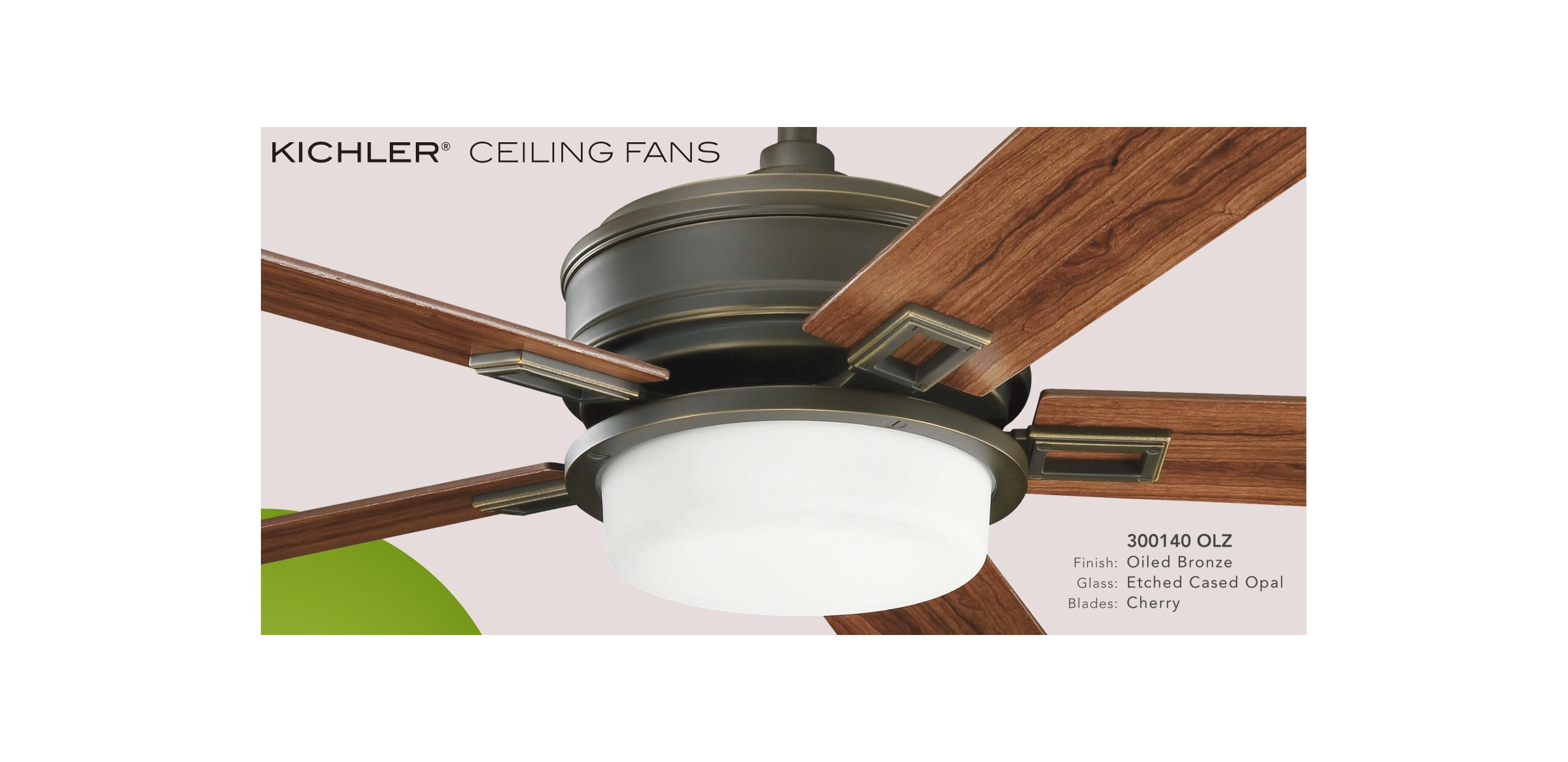 Kichler Ceiling Fan Wiring Diagram 300140ap Antique Pewter 52 Indoor With 5 Blades Includes Cool Touch Remote Light Kit And 4 Downrod