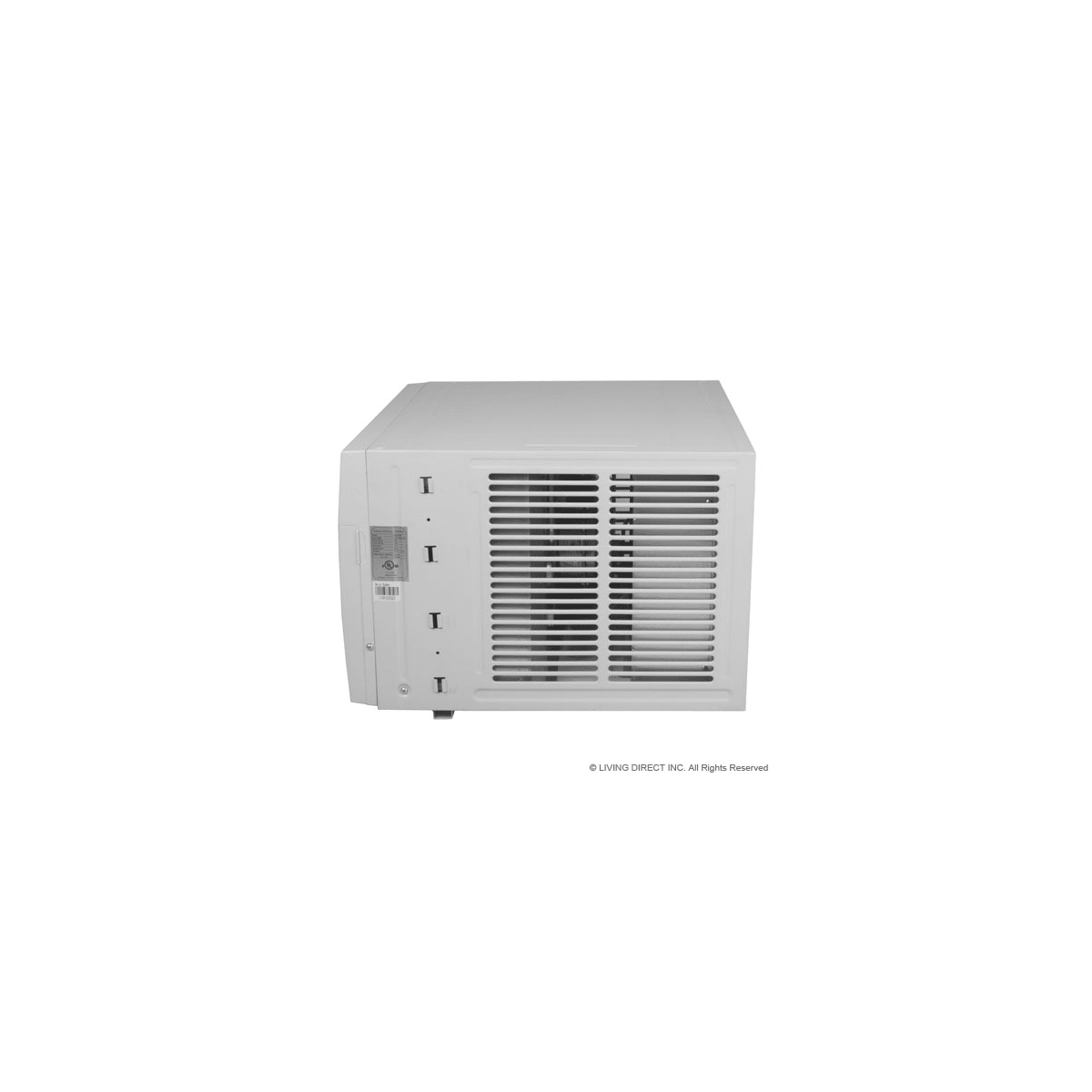 Incroyable Koldfront 8,000 BTU Heat / Cool Window Air Conditioner With Remote    WAC8001WOB