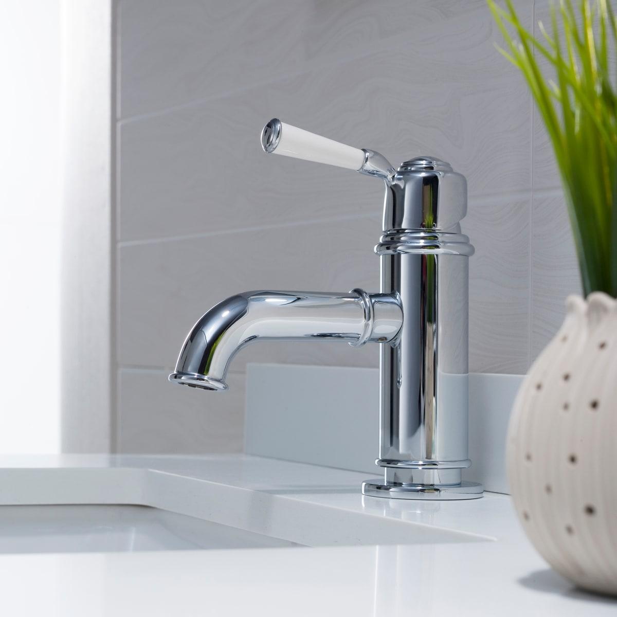 Kraus KEF-15601BN Brushed Nickel Solinder Single Hole Bathroom ...