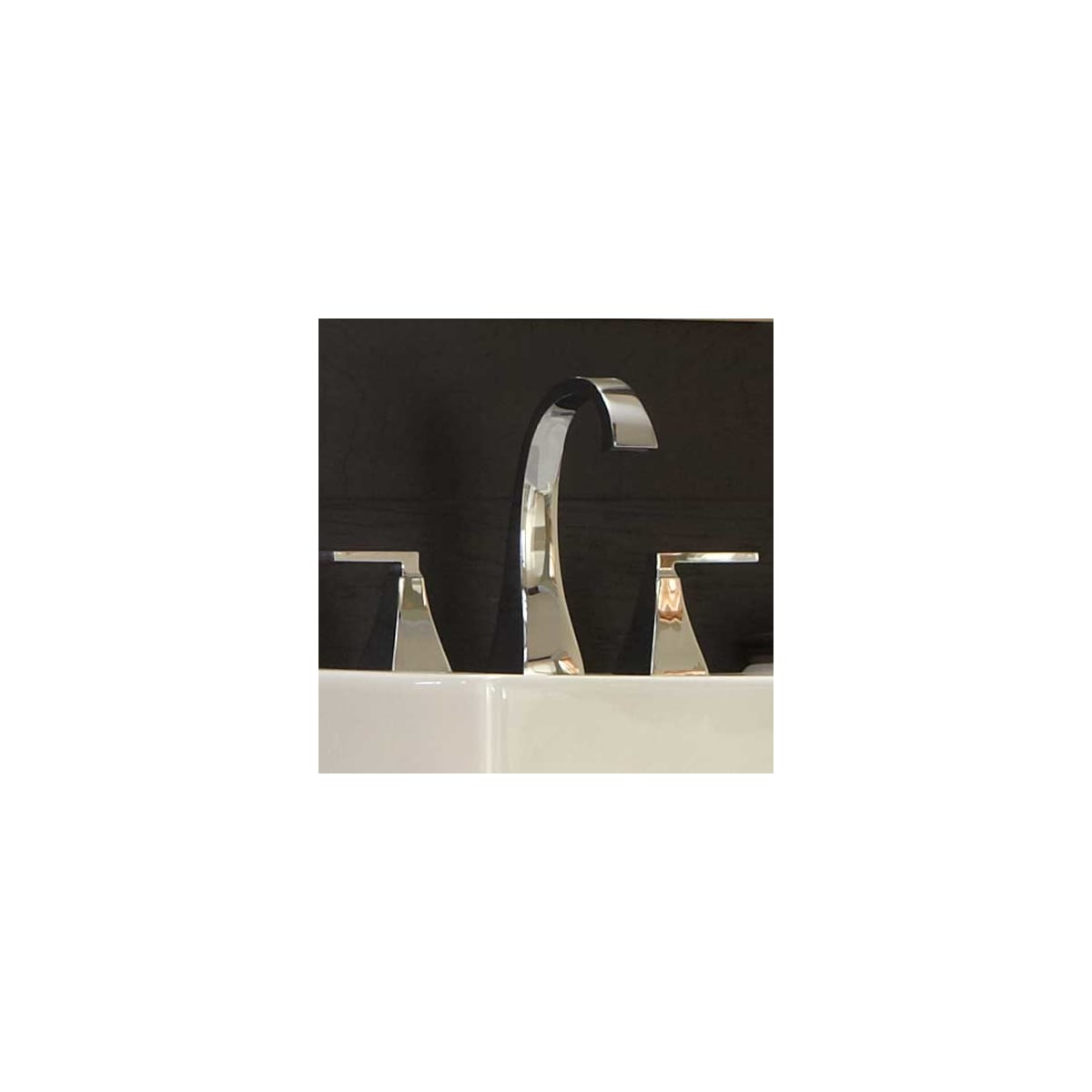 Mirabelle MIRWSVL800BN Brushed Nickel Vilamonte Widespread Bathroom ...