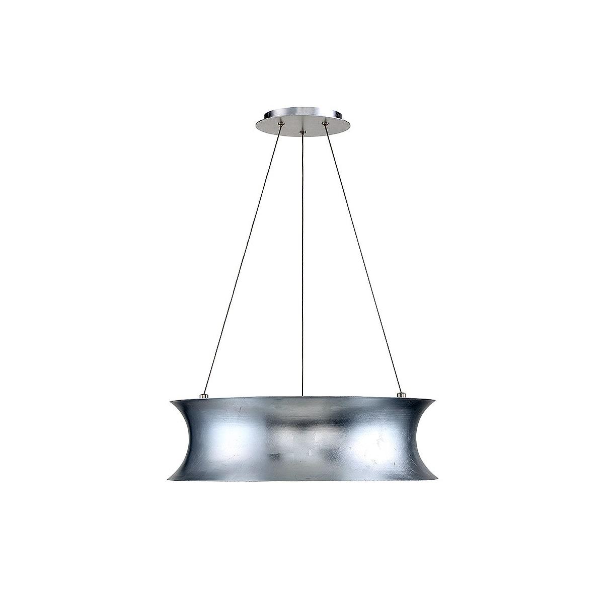 Modern Forms Pd 34620 Gl Tango 1 Light Led Pendant