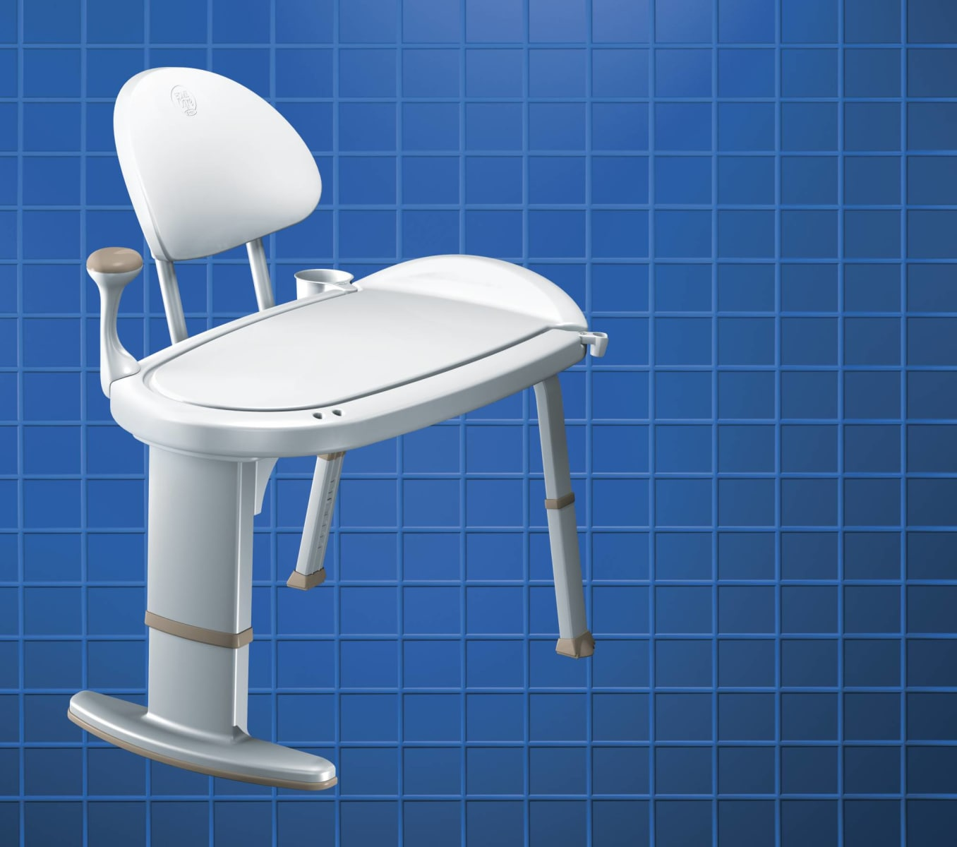 Moen CSIDN7105 Glacier Adjustable Transfer Bench from the Home Care ...