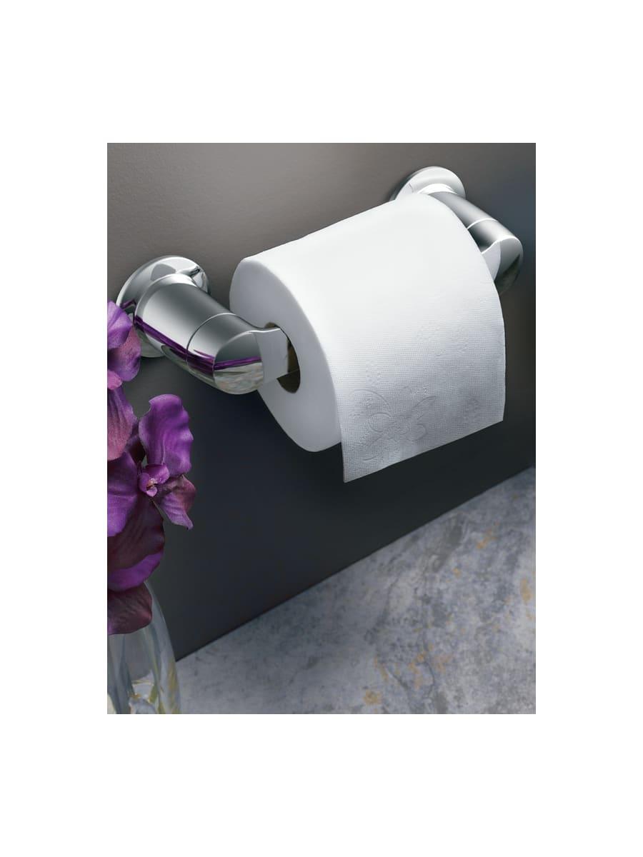 Moen CSIYB2408CH Chrome Pivoting Toilet Paper Holder from the Method ...
