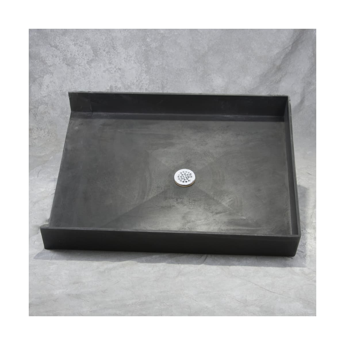 Tile Redi Barrier Free Shower Pan.Tile Redi 4638cbf