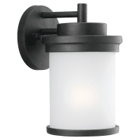 Deals on Sea Gull Lighting Winnetka 1 Light Outdoor Lantern Wall Sconce