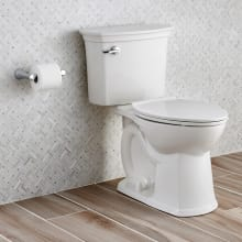 Acticlean 1 28 Gpf Two Piece Elongated Toilet With Self Cleaning Technology American Standard
