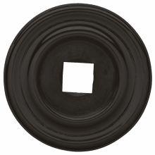1 1/4 Inch Diameter Cabinet Knob Back Plate