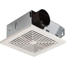 70 CFM 6 Sone Ceiling Or Wall Mounted HVI Certified Bath Fan