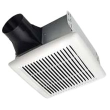80 CFM 0.8 Sones Single Speed Ceiling Mounted Humidity Sensing Exhaust Fan  With Energy Star Rating. Broan AE80S