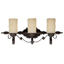 3 light bathroom fixture 48 inch river crest light bathroom vanity fixture spanish style lighting free shipping lightingdirect