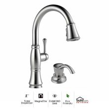 Delta Cassidy Kitchen Faucet Collection at Build.com