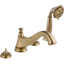 Roman Tub Faucets Including Handshower At Faucet Com