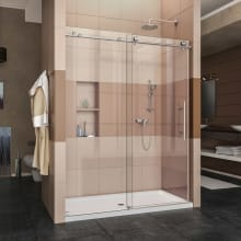Shower Doors At Faucet