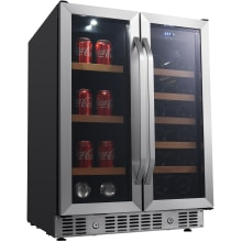 Dual Zone Beverage Centers Soda Beer Wine Coolers